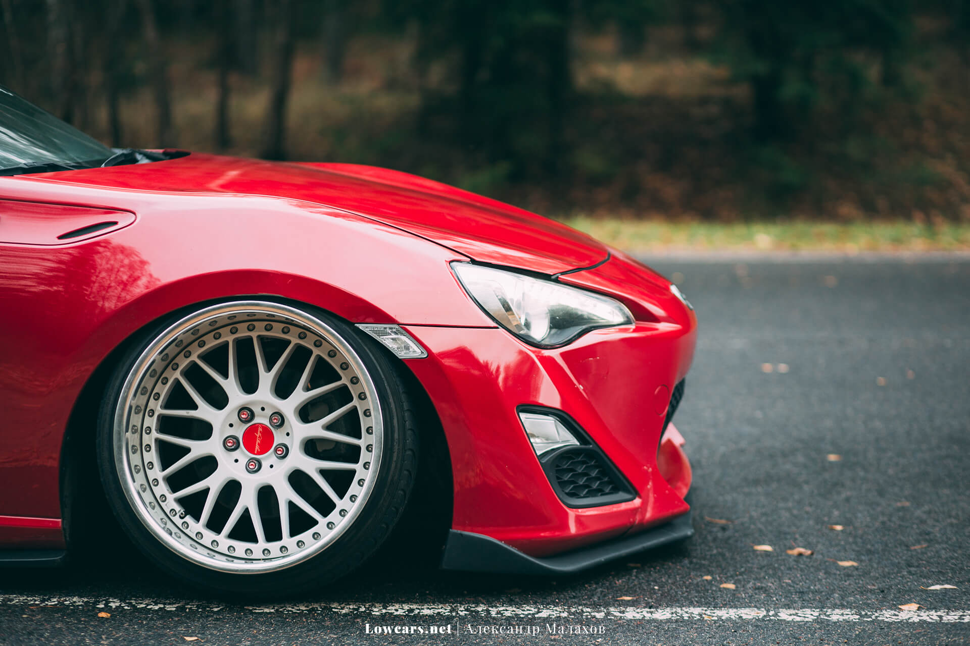 Drull's Scion Fr-s Минск