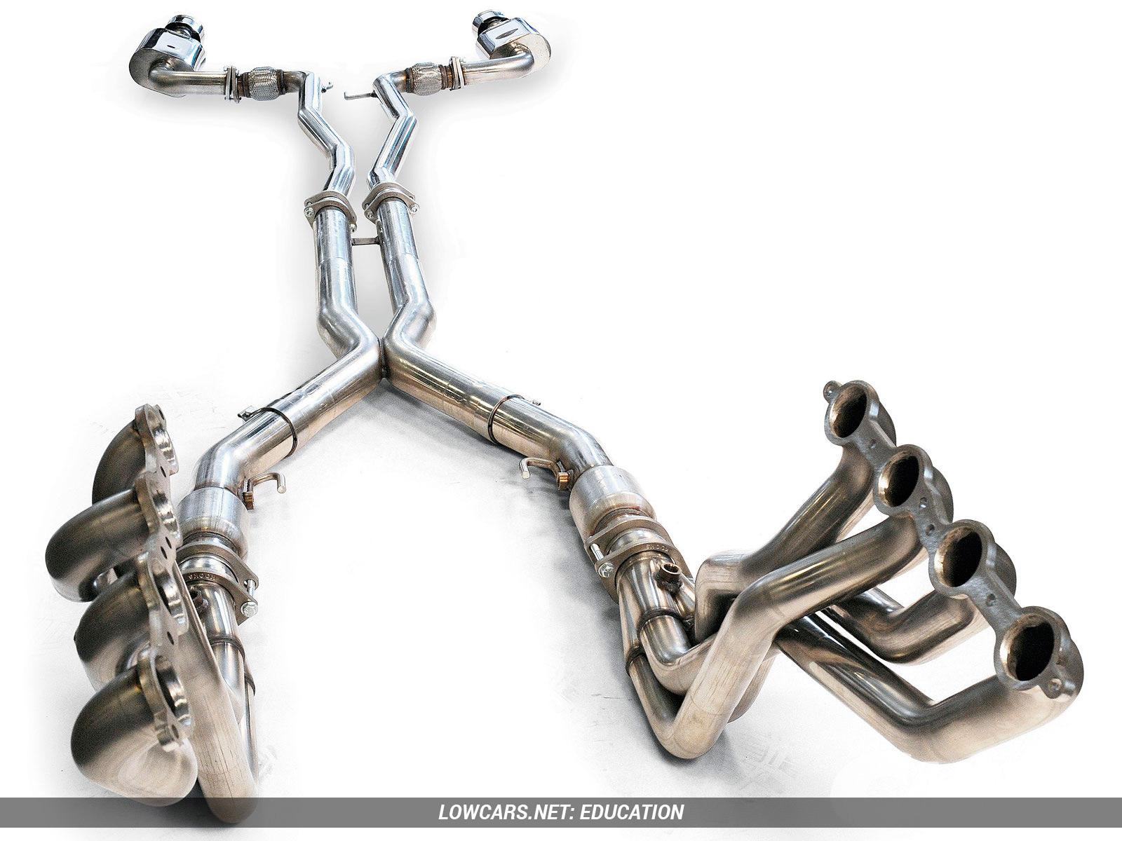 10 фактов об автомобильных выхлопных системах
