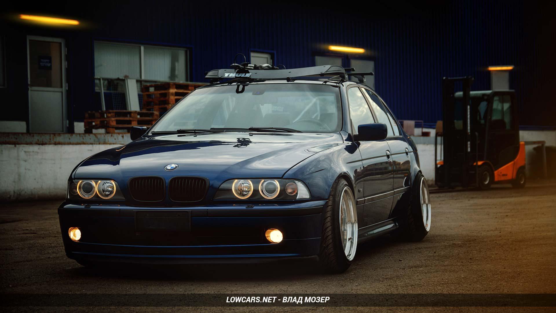 BMW E39 American Boy