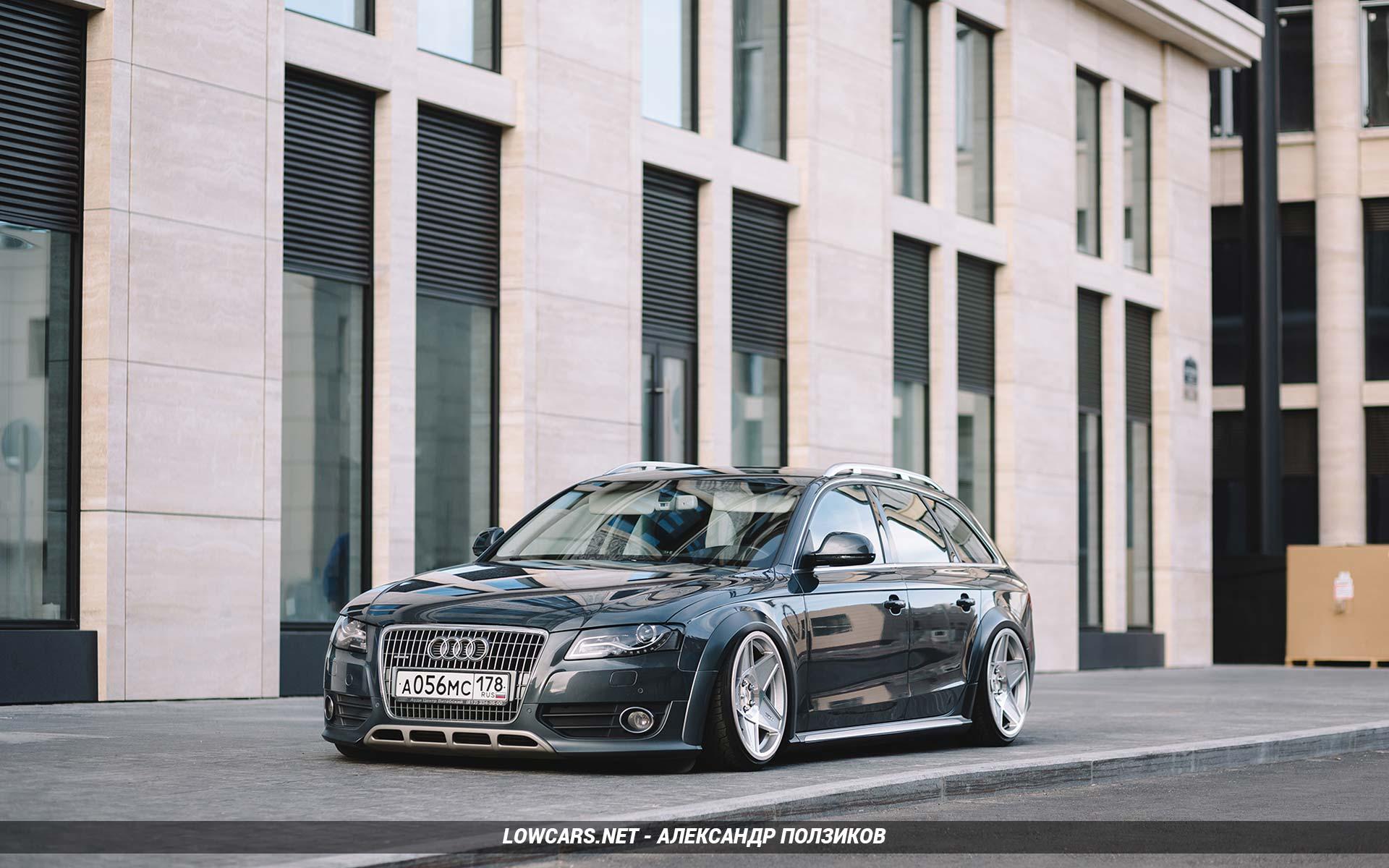 Audi a4 Lowroad