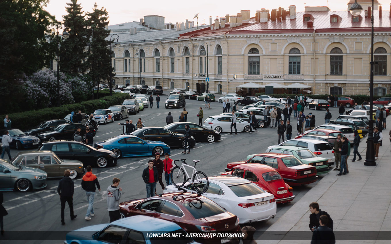Low Cars Meet SPB
