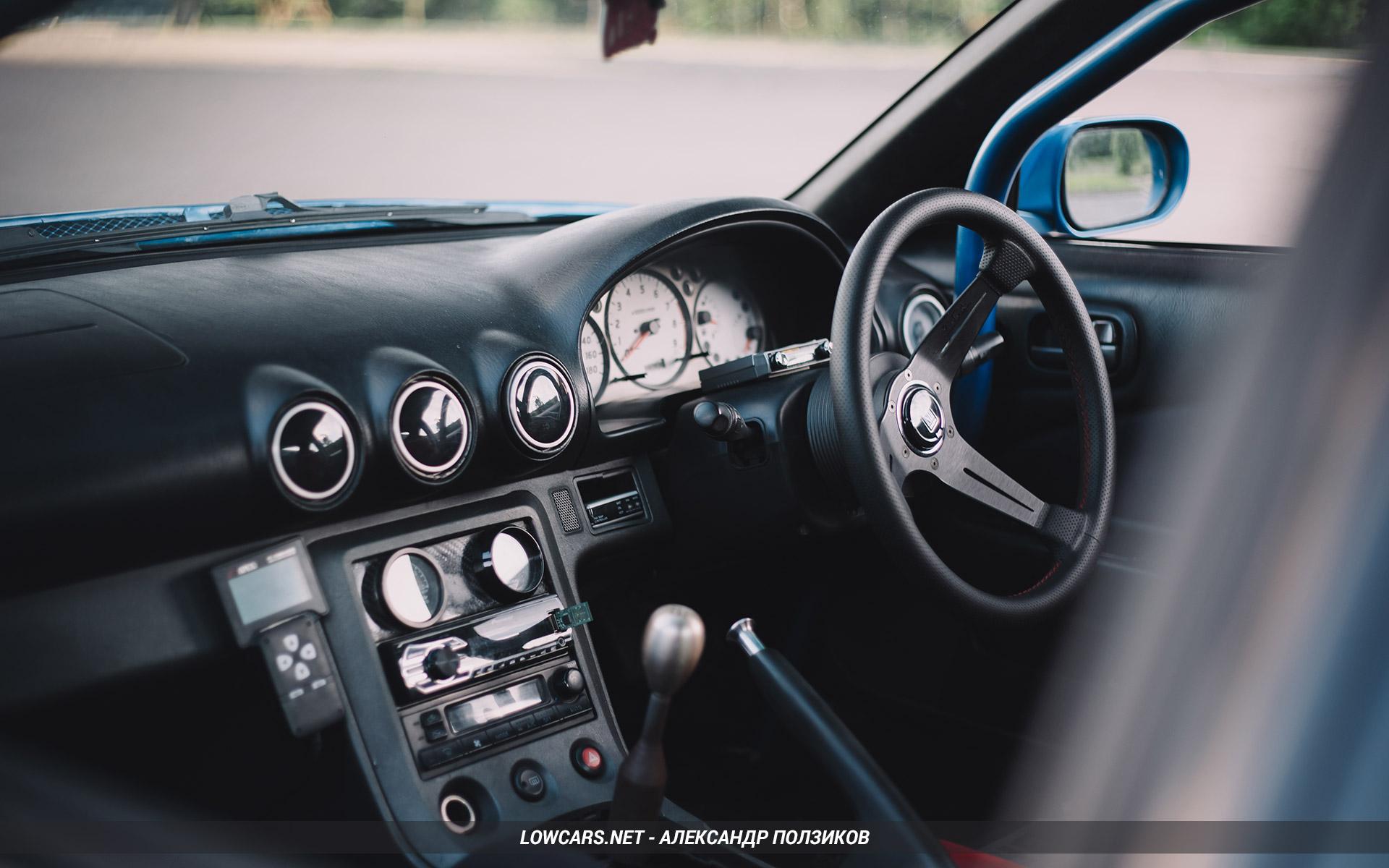 Салон Nissan Silvia S15