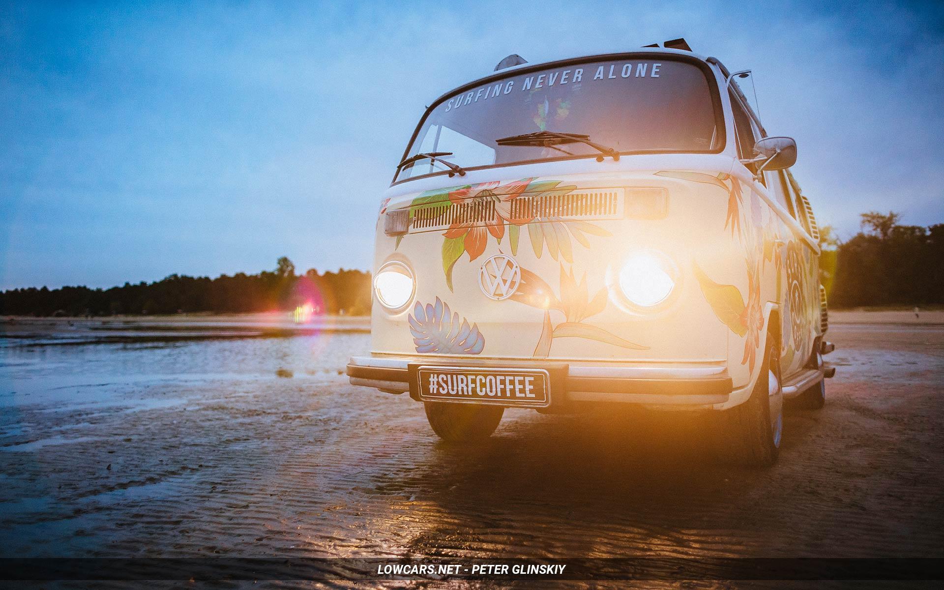Volkswagen Transporter T2 SurfCoffe