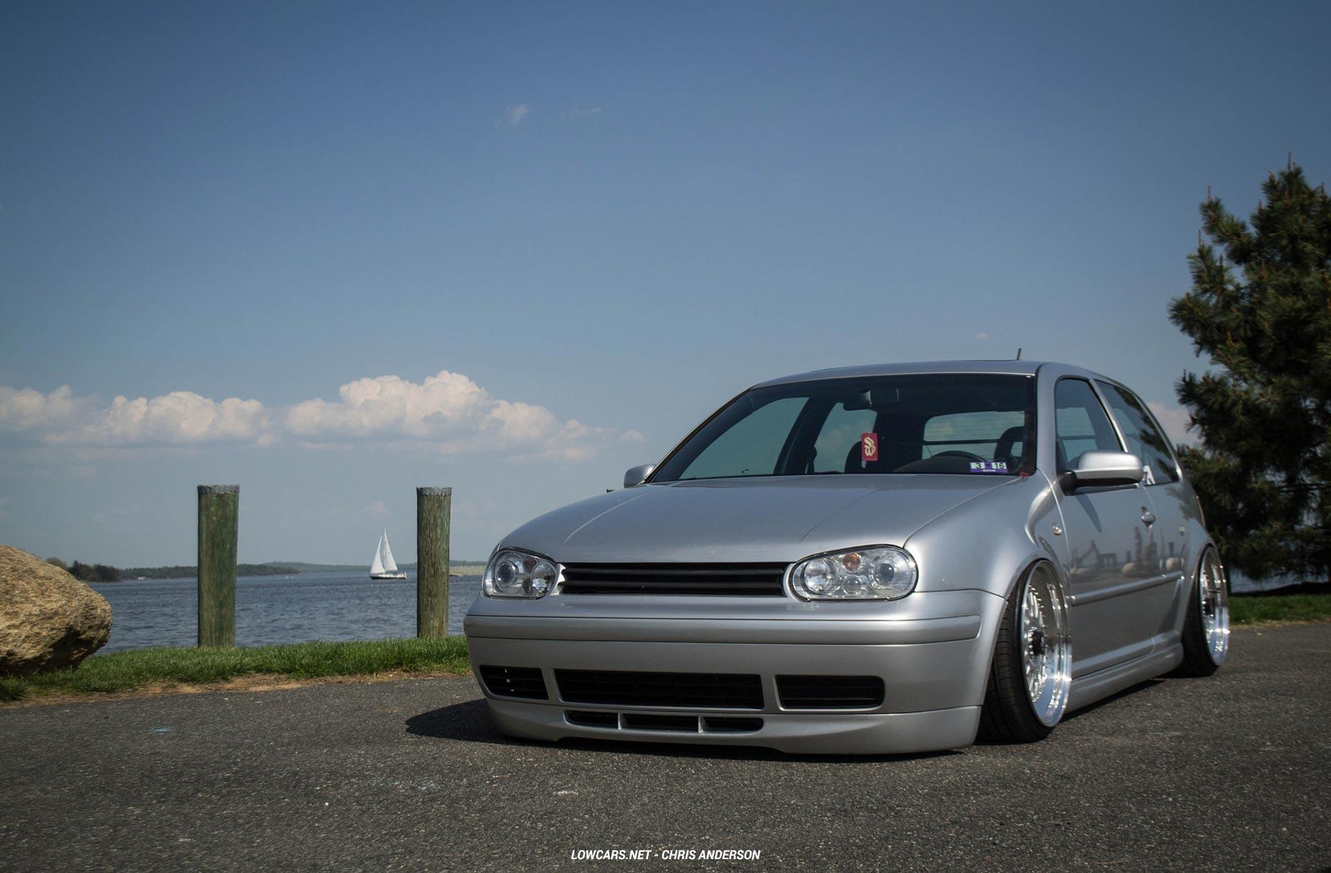 VW Golf 2002