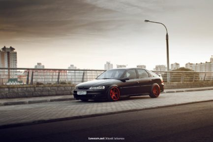 Opel Vectra Static Minsk