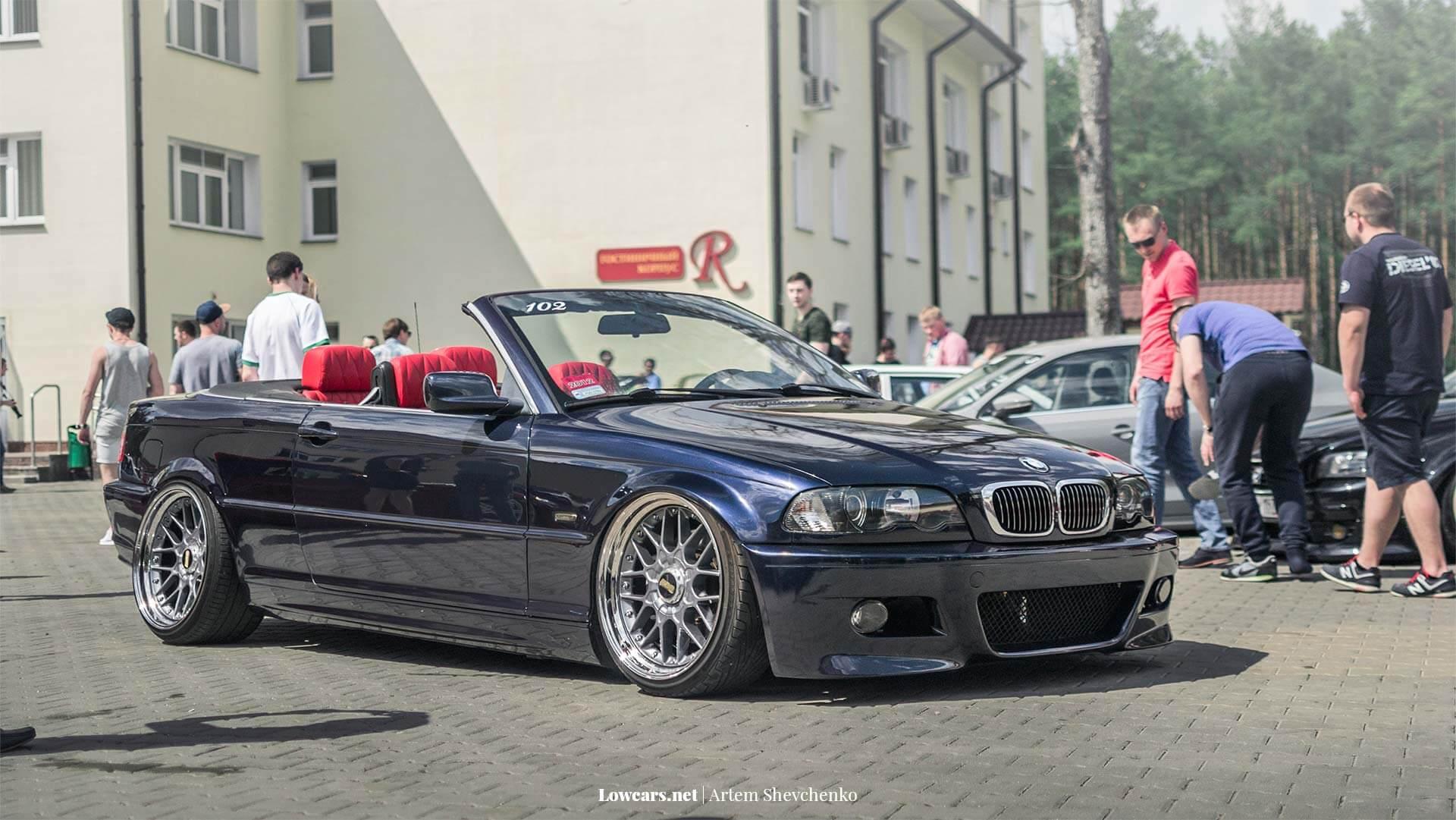 Виталий Коронец (BMW e46 Cabrio)