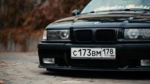 BMW E36 Convertible