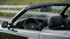 Салон BMW E36 Convertible