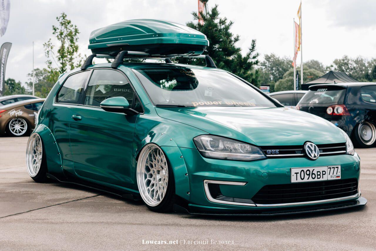 Volkswagen Golf VII Миши из Москвы