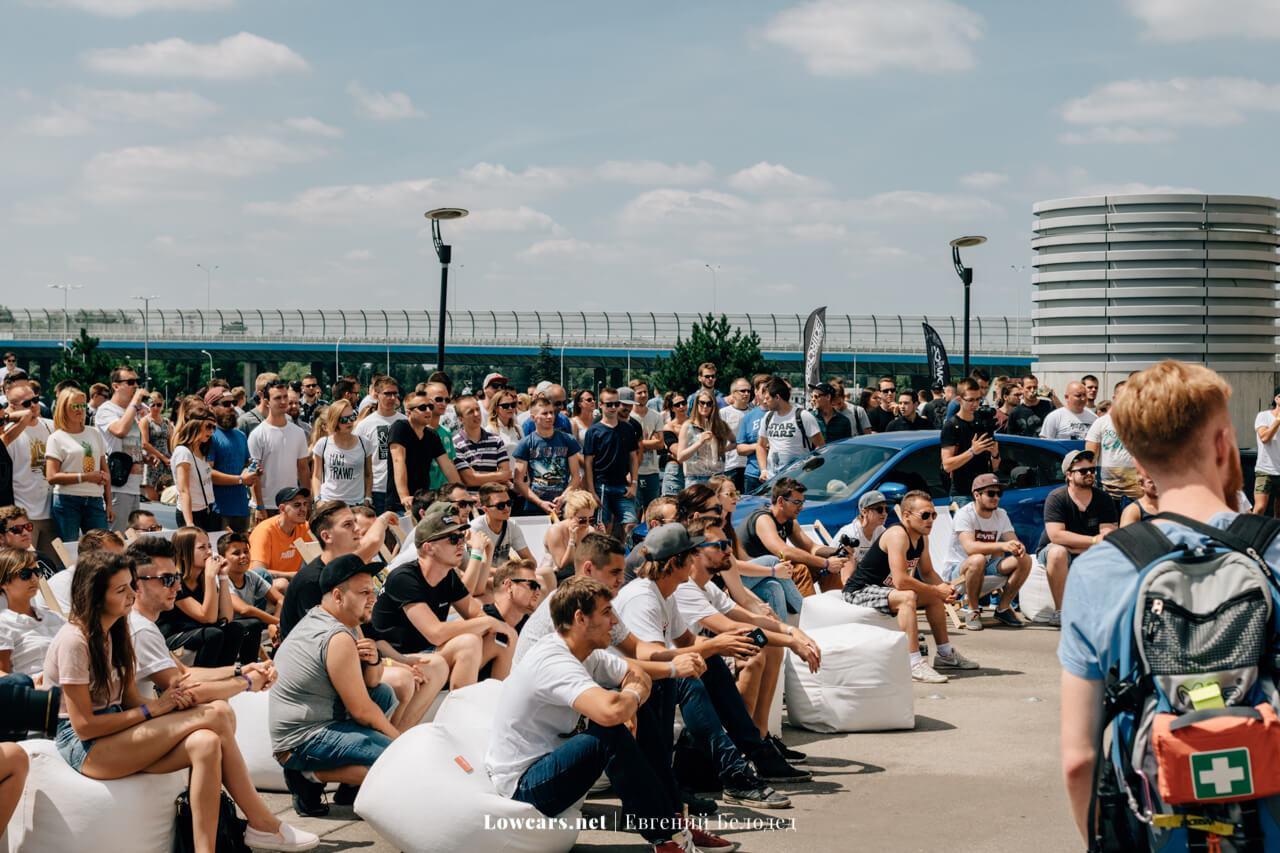 Награждение Raceism Event 2016 Wrocław