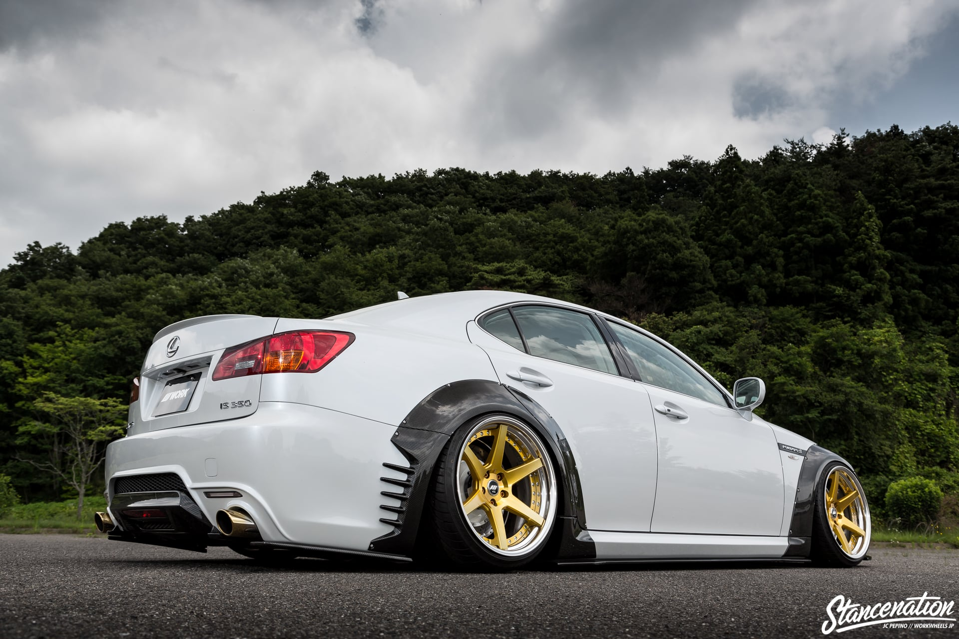 Forzato Lexus IS350 Stancenation