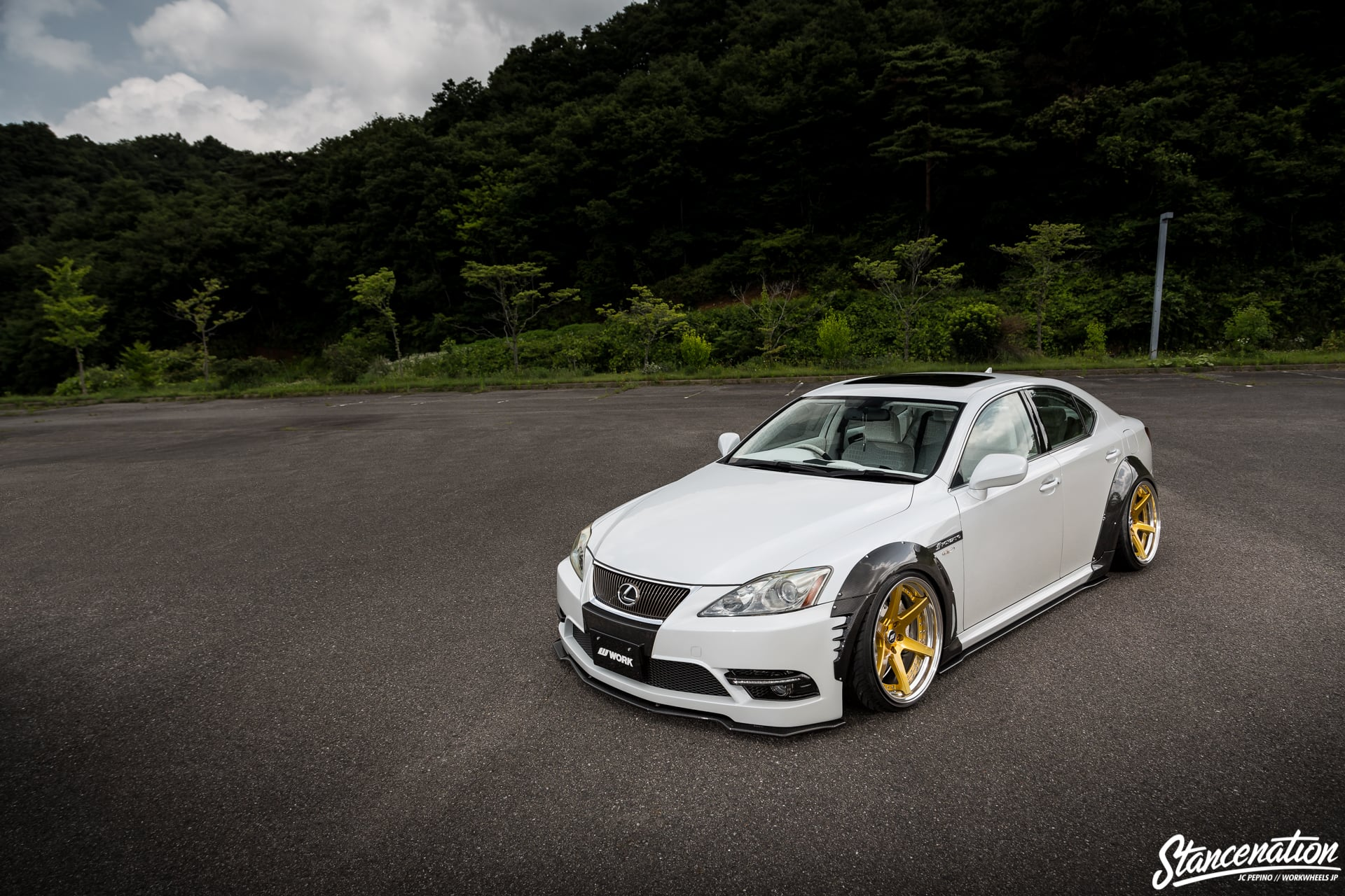 Forzato Lexus IS Stancenation