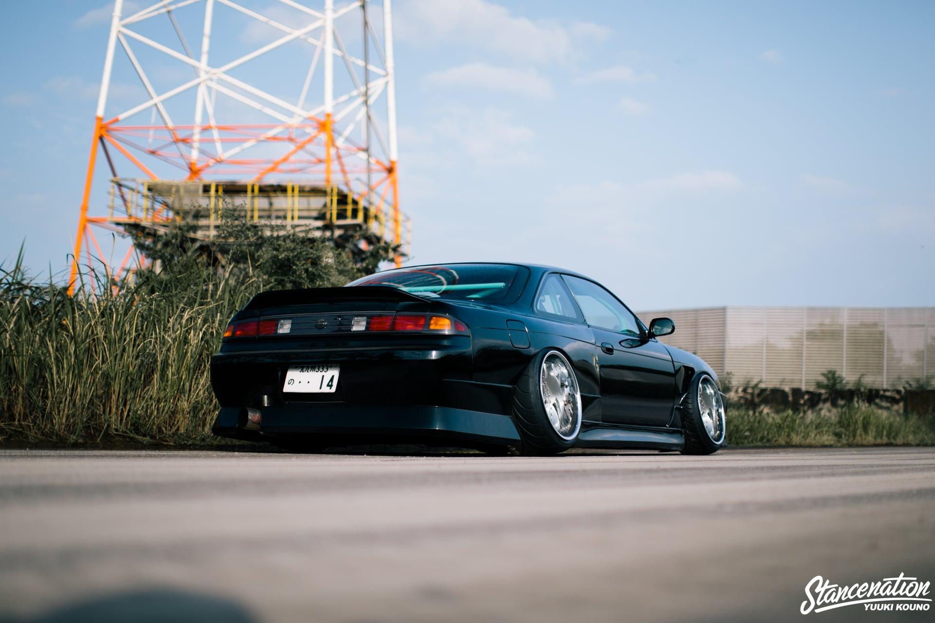 Shota's Nissan Silvia S14