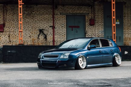 Opel Signum Stance Минск