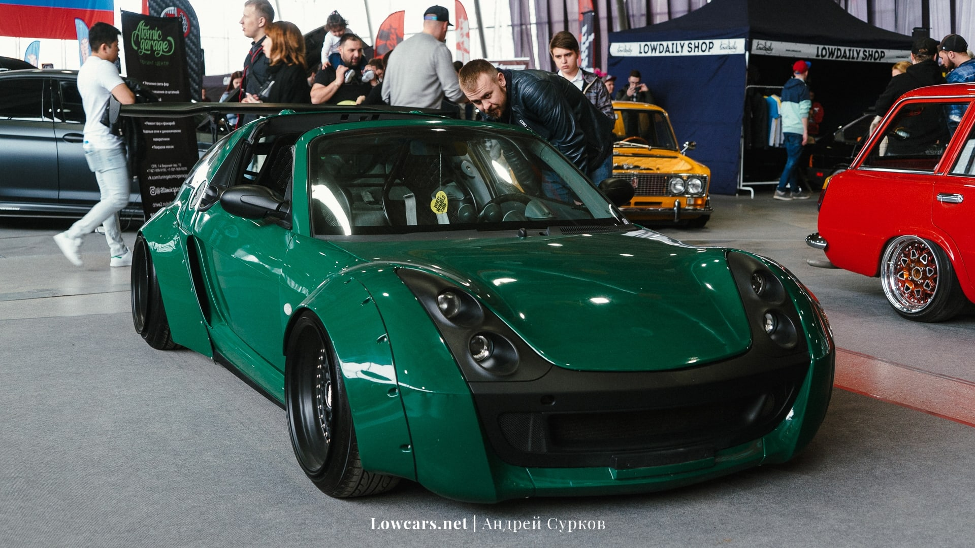Smart Roadster на Auto Tuning Show 2019