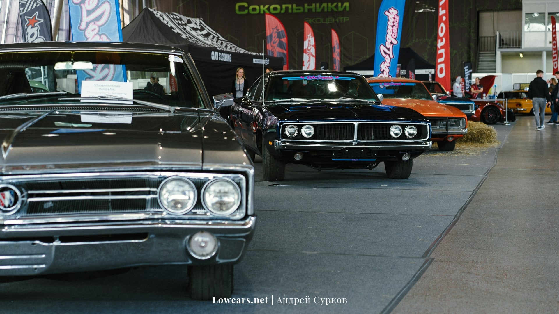Dodge Charger на Auto Tuning Show 2019