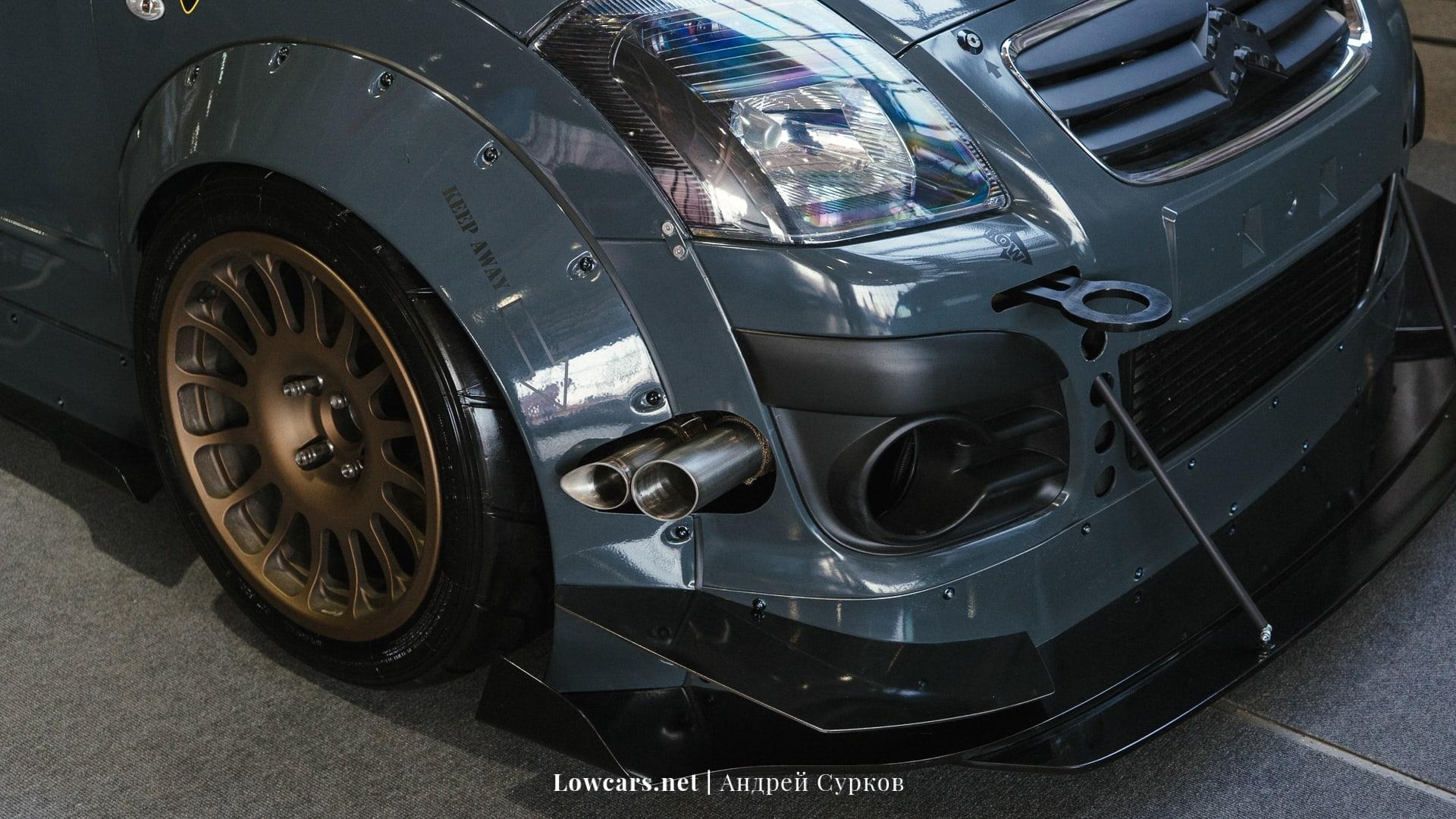 Citroen C2 на Auto Tuning Show 2019