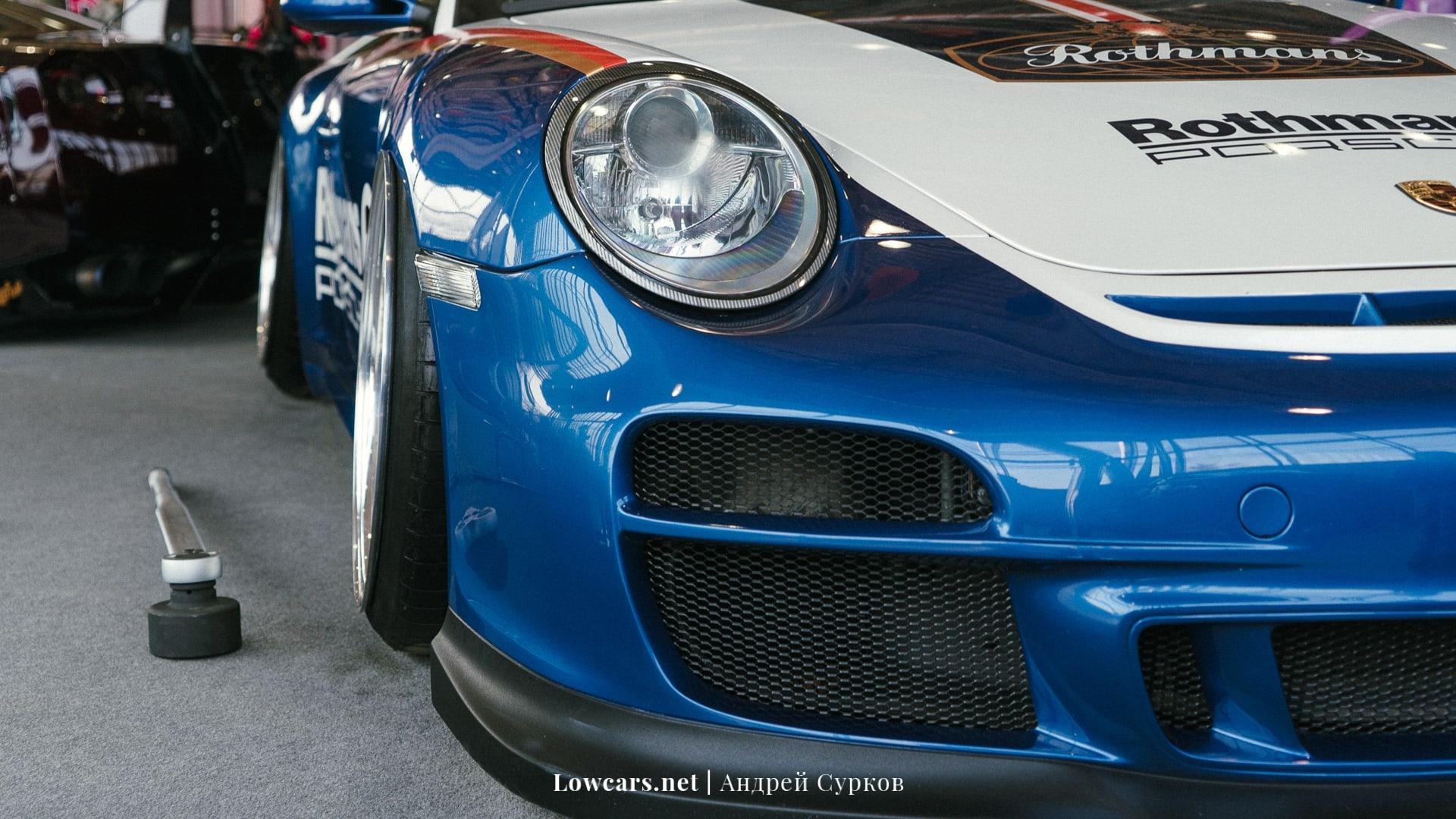 Porsche 911 на Auto Tuning Show 2019